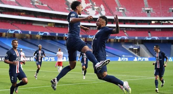 Neymar não marca, mas põe PSG em inédita final de Champions League