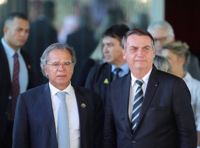 """Paulo Guedes: """"eu confio no presidente, e ele confia em mim"""""""