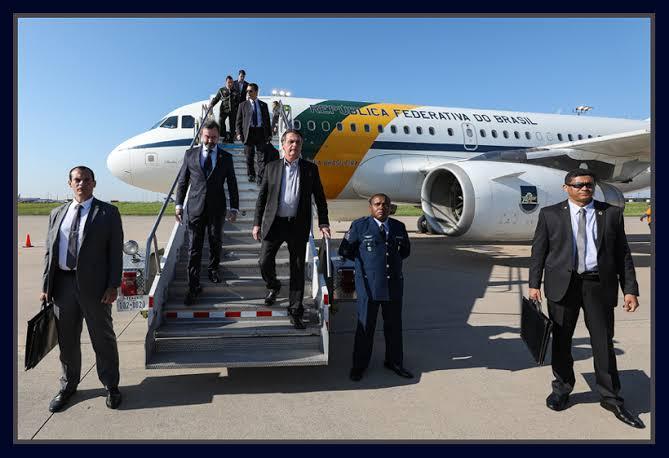 Bolsonaro acompanha hoje partida de missão humanitária ao Líbano