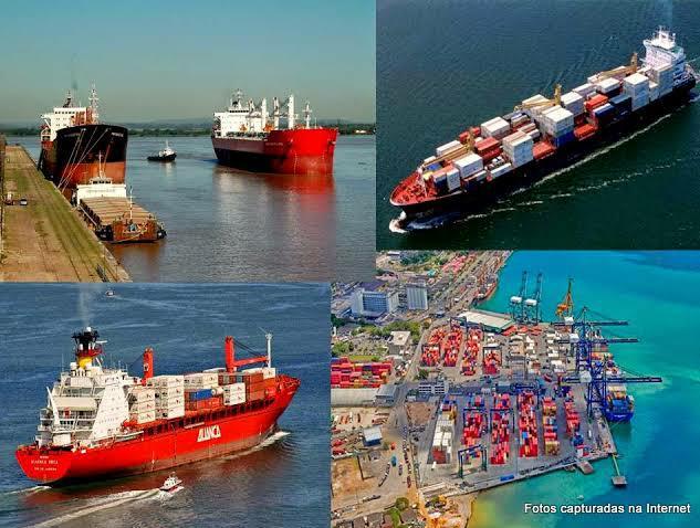 Governo envia com urgência projeto para facilitar navegação comercial na costa brasileira