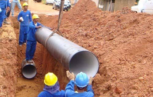Governo Bolsonaro repassa 66,8 milhões para obras de saneamento em 15 estados