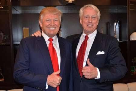 Morre Robert Trump, irmão mais novo do presidente dos EUA