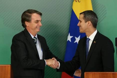 Brasil e grupo de Lima isolam Nicolás Maduro e renovam apoio a Juan Guaido