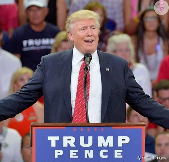 Trump dispara em nova pesquisa para a Presidência dos EUA