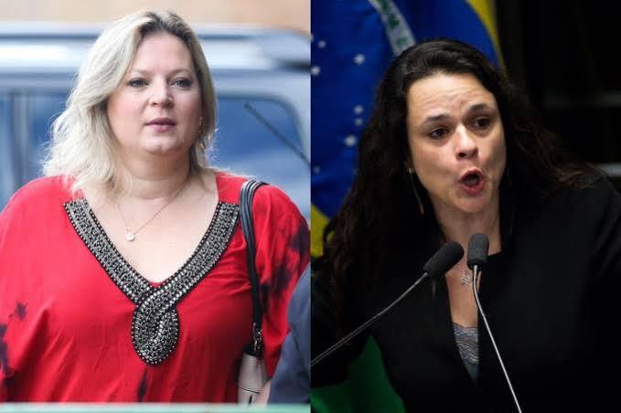 """PSL TENTA """"DESCARTAR"""" JOICE HASSELMANN E EMPLACAR JANAINA PASCHOAL EM DISPUTA PELA PREFEITURA DE SÃO PAULO"""