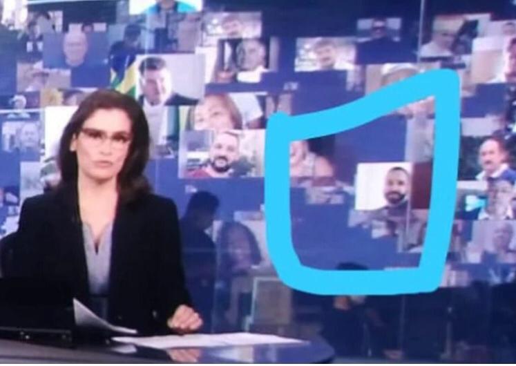 Homem morto em teste físico aparece em lista da Globo de mortos por Covid e família se revolta