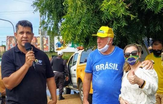 Bolsonarista Pré-candidato a vereador de Natal é um dos formadores do novo partido Aliança Pelo Brasil