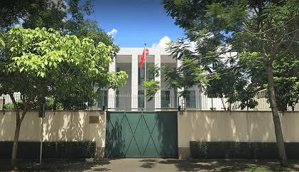 PF busca autor de ameaças a consulado Chinês em SP