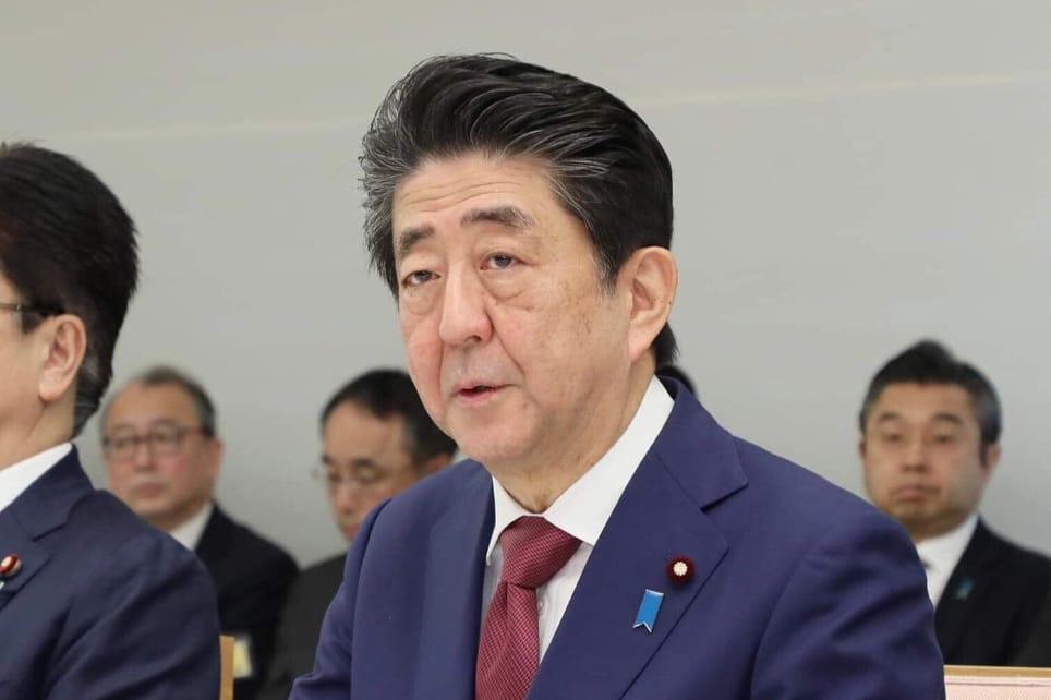 PRIMEIRO MINISTRO DO JAPÃO RENUNCIA AO CARGO
