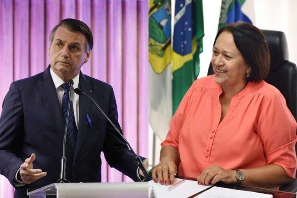 Bolsonaro tem aprovação de 49% e Governo Fátima tem rejeição de 72%, aponta pesquisa