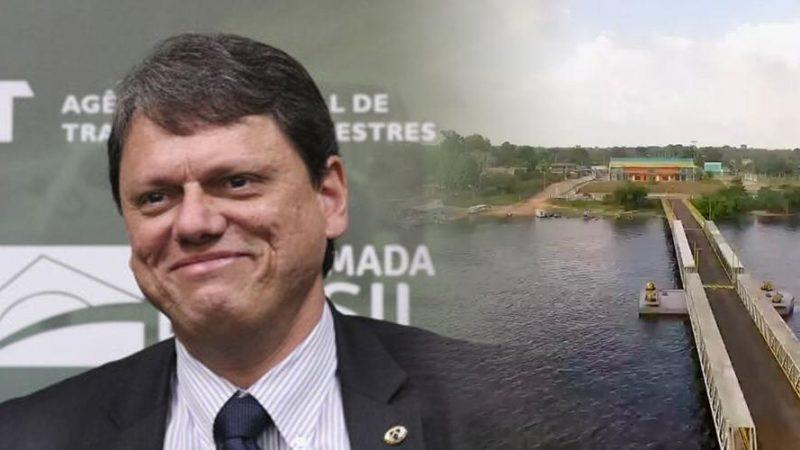 Governo Federal conclui construção de nova instalação portuária no Amazonas