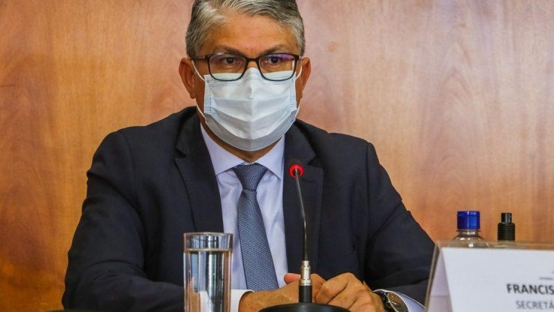 URGENTE- SECRETÁRIO DE SAÚDE DO DF E MAIS SETE SÃO PRESOS POR FRAUDES NA SAÚDE