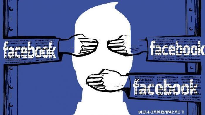 URGENTE: Facebook não cumprirá decisão de Moraes de bloquear contas bolsonaristas no exterior