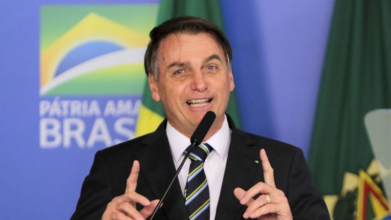 Virou rotina: Bolsonaro lidera em mais uma pesquisa para reeleição em 2022