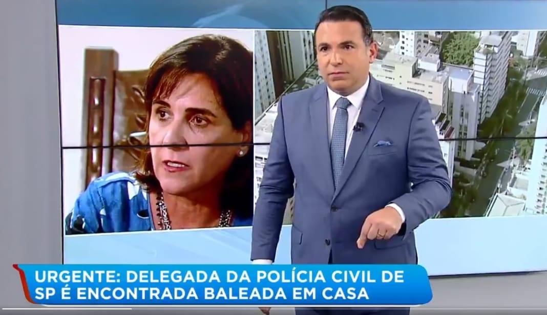 BOMBA: DELEGADA QUE INVESTIGAVA MBL É ENCONTRADA BALEADA