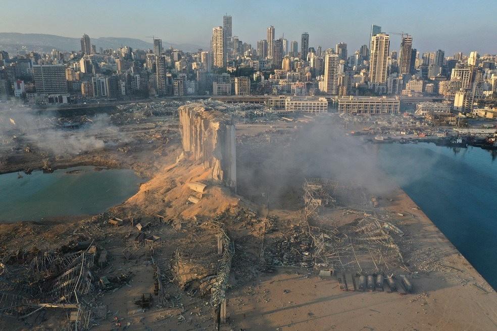 Governo do Líbano dá ordem de prisão a todos os responsáveis pelo porto de Beirute nos últimos 6 anos