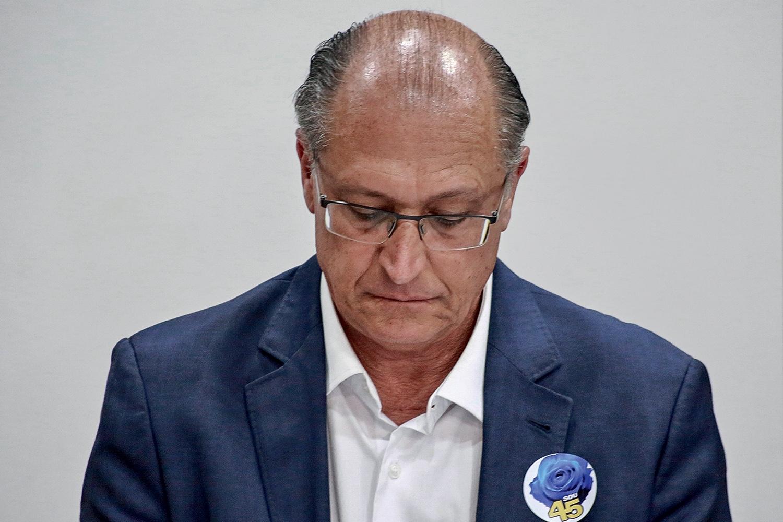 Urgente: Alckmin vira réu por caixa dois, corrupção, lavagem de dinheiro