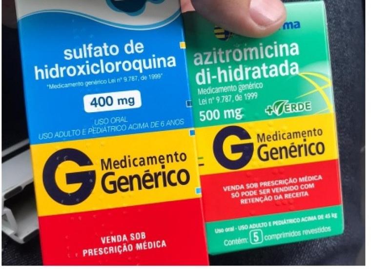 EM PRIMEIRA MÃO: Estudo com quase 4 mil pessoas demonstra eficácia da Cloroquina+Azitromicina no tratamento precoce da Covid -19