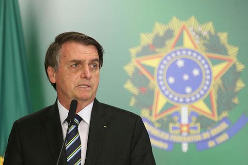 """Bolsonaro diz que Brasil é """"criticado de forma injusta"""" sobre a Amazônia"""