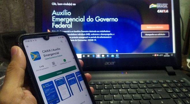 Caixa deposita novas parcelas do auxílio emergencial a 3,5 milhões