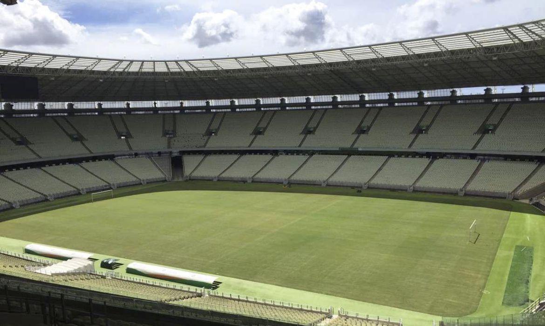 Embalado, Flamengo encara o Ceará no Castelão, em Fortaleza