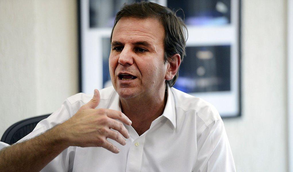 Eduardo Paes é denunciado pelo MP por receber propina de R$ 10,8 milhões da Odebrecht