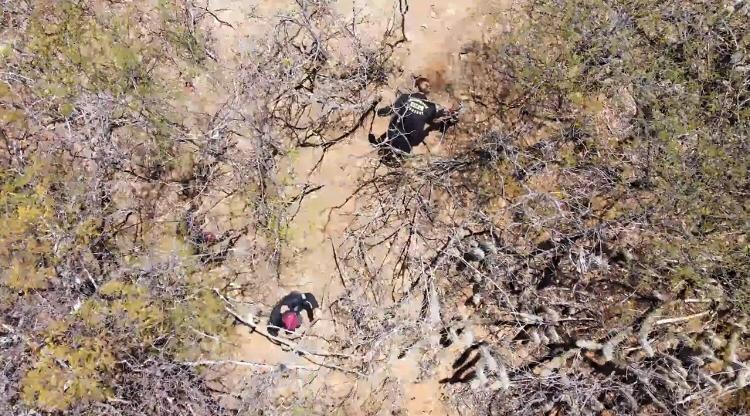 VÍDEO: ITEP/RN acha ossada no Pico do Cabugi que pode ser de homem desaparecido há 4 anos