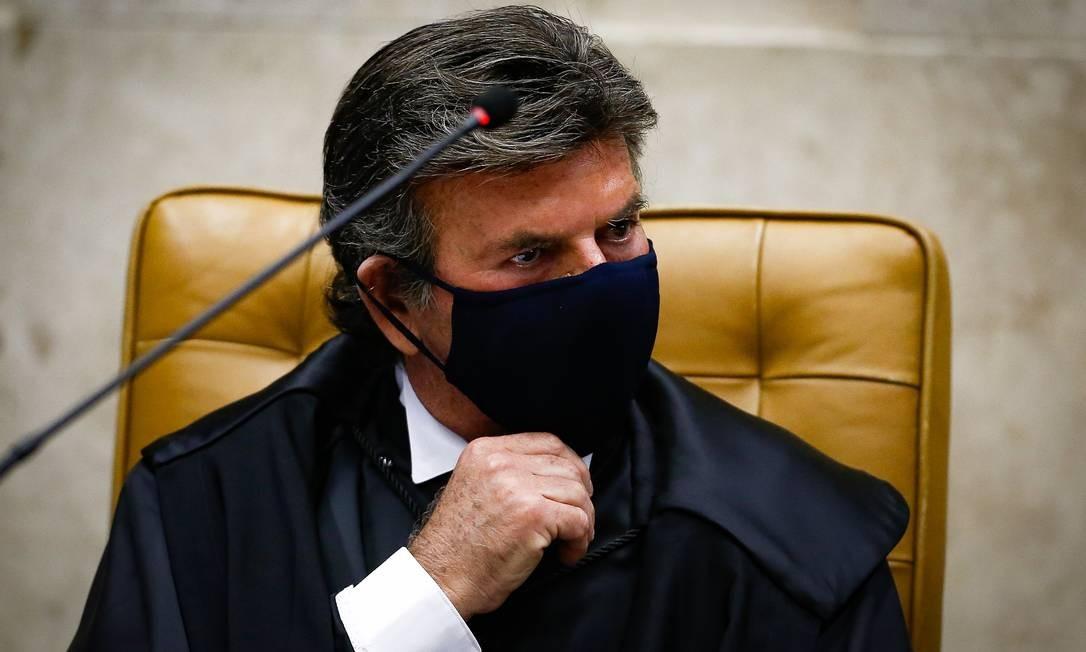 Fux deve enviar para o plenário do STF caso de André do Rap