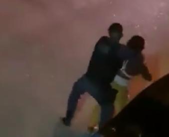 Vídeo: Policial agride mulher durante abordagem em Macapá; governo afasta PMs