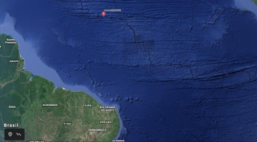 Terremoto de magnitude 6,6 é registrado próximo ao Ceará