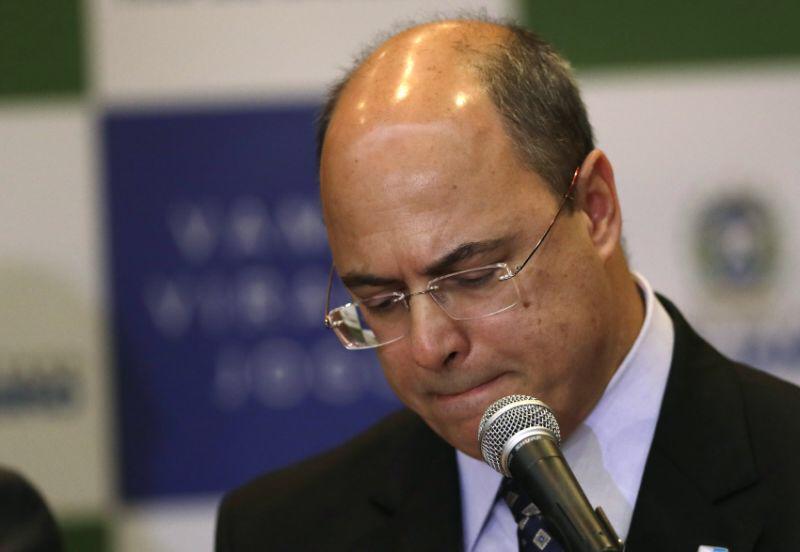 STF nega recurso de Witzel e julgamento colegiado no STJ é mantido
