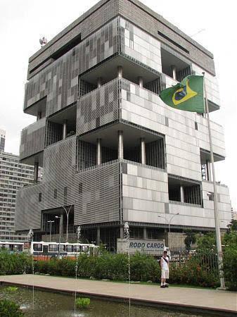LAVAJATO: POLÍCIA FEDERAL NA SEDE DA PETROBRÁS DO RIO DE JANEIRO