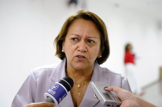 """GOVERNADORA FÁTIMA DIZ QUE 5 MILHÕES DO GOVERNO DO RN """"EVAPOROU""""; """"infelizmente levamos o calote"""""""