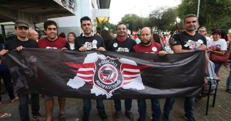 """POLICIAIS """"ANTIFASCISTAS"""" TIVERAM UMA DERROTA NO TJRN EM PEDIDO DE HABEAS CORPUS NEGADO"""