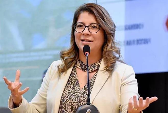 DEPUTADA DO RN SE TORNA VICE-LIDER DO GOVERNO BOLSONARO NA CÂMARA