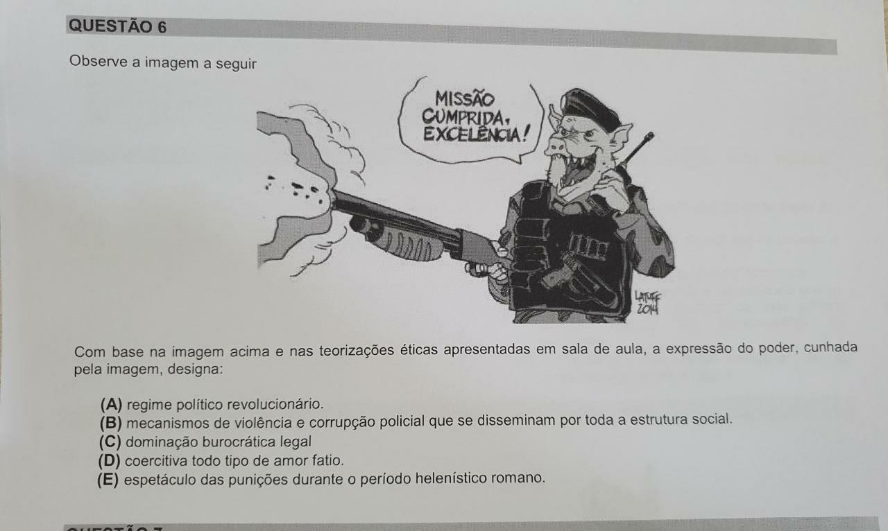 COLÉGIO MARISTA DE NATAL IMPÕE PROVAS TENDENCIOSAS COM CUNHO IDEOLÓGICO DE ESQUERDA