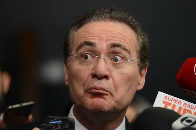"""BOMBA: DELAÇÃO APONTA ESQUEMA COM R$ 3,8 MILHÕES A RENAN CALHEIROS; """"eram malas de dinheiro"""""""