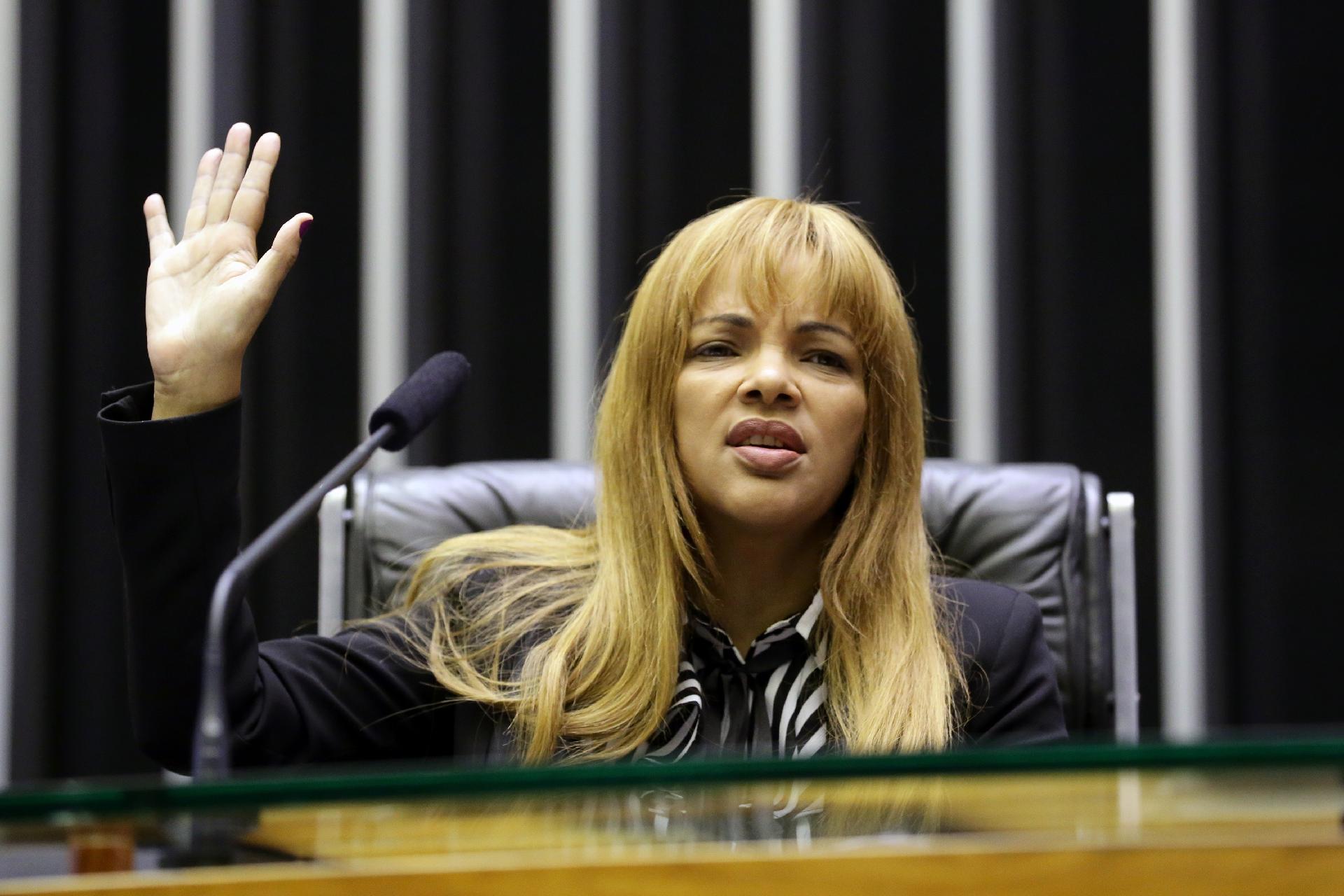 STF nega pedido de habeas corpus de deputada Flordelis