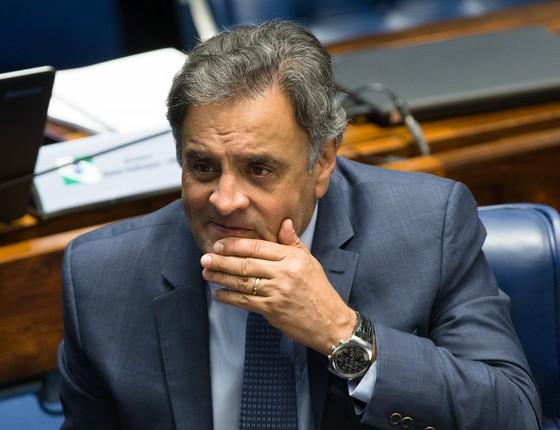 Empresário ligado a Aécio Neves é citado em delação de esquema da Fecomércio