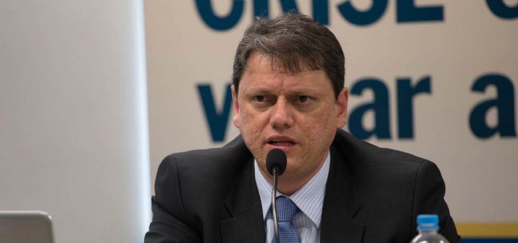 MINISTRO TARCÍSIO DIZ QUE GOVERNO BOLSONARO DEIXARÁ UM LEGADO PARA O FUTURO NA INFRAESTRUTURA