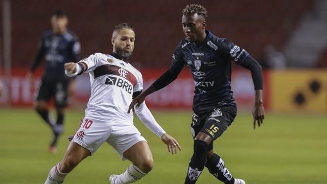 Vexame: Flamengo leva 5 a 0 do Independiente Del Valle; goleada foi a maior já sofrida pelo clube na Libertadores