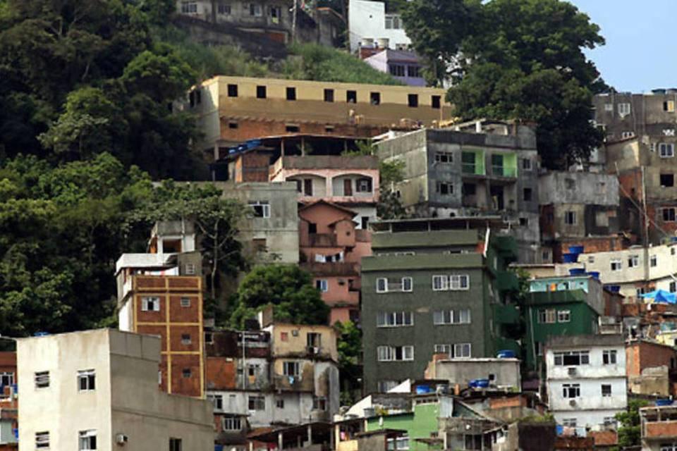 Moradores estão sendo expulsos de suas casas nas favelas do Rio de Janeiro