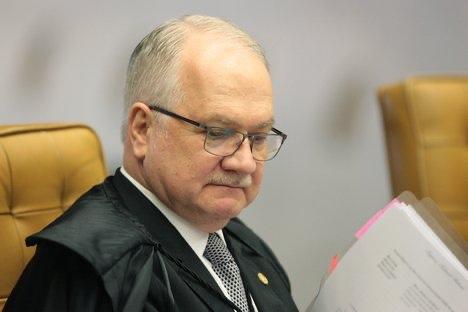 Fachin se recusa a analisar novo pedido de Witzel para voltar ao cargo