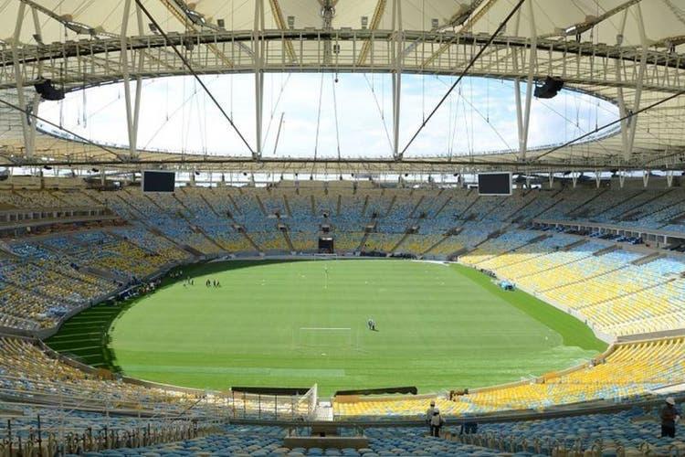 Decreto libera 10% do Maracanã para final da Libertadores