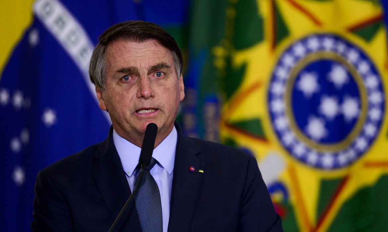 """""""Algumas ONGs se uniram às facções para comandar crimes ambientais no Brasil e no exterior"""", diz Bolsonaro"""
