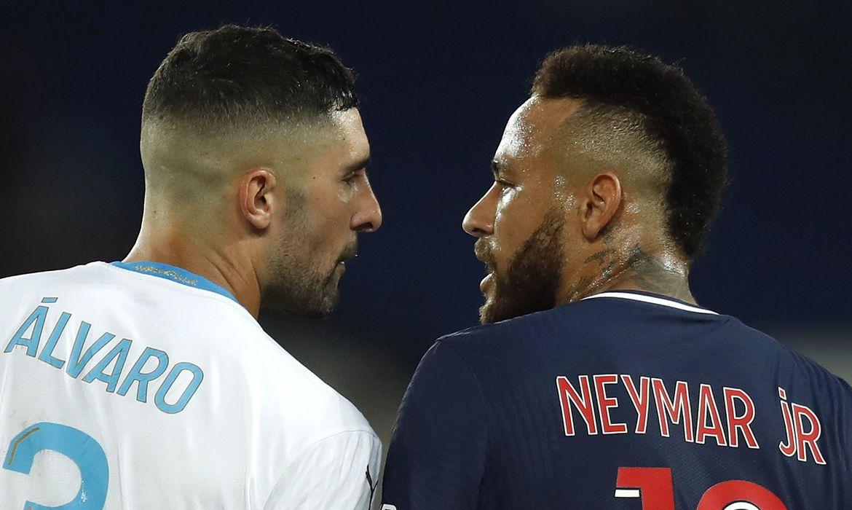 Neymar é suspenso por dois jogos após briga no Campeonato Francês