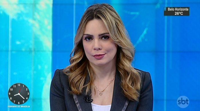 Rachel Sheherazade é oficialmente dispensada do SBT