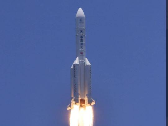 Espaçonave chinesa deve pousar em Marte em maio de 2021