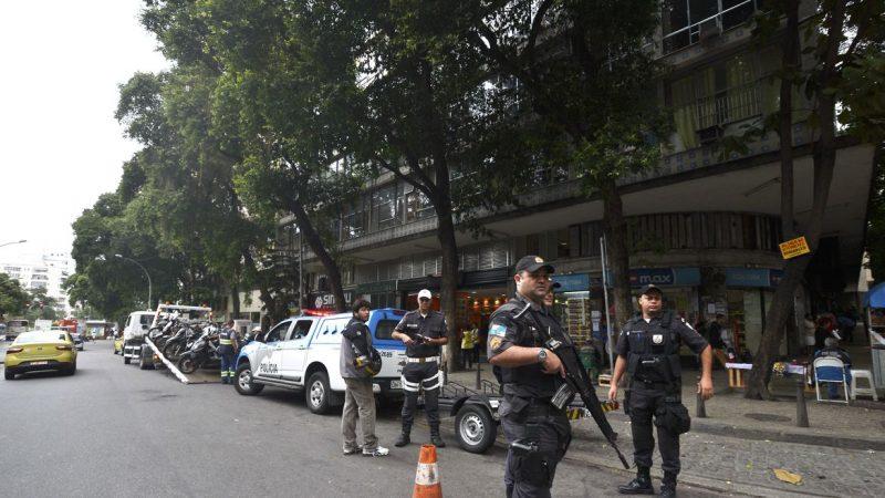 Polícia cria força-tarefa para combater crimes no Rio