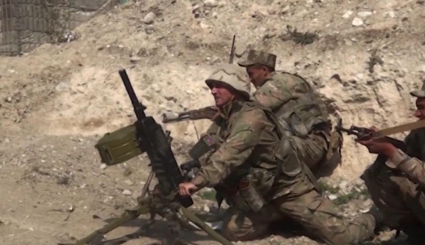 EUA, França e Rússia pedem cessar-fogo no conflito entre Armênia e Azerbaijão